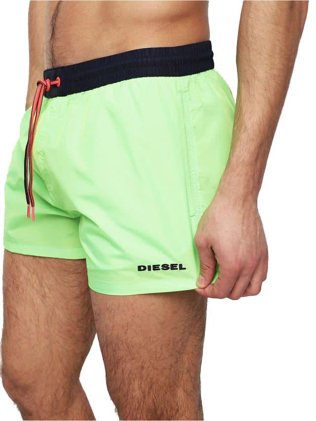 7ab55263087 DIESEL Αντρικό Πράσινο Μαγιό Boxer Κοντό | Coquette | Κατάστημα ...