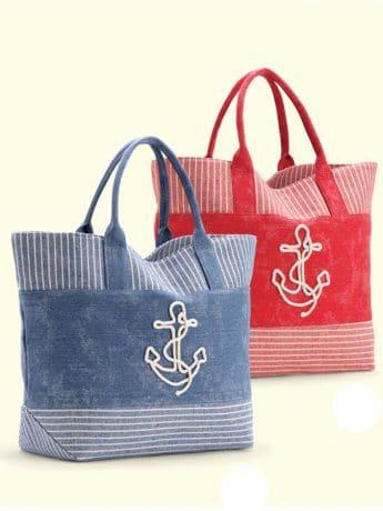 f03f8da4de NOIDINOTTE τσάντα Καλοκαιρινή σε κοραλοκόκκινο χρώμα